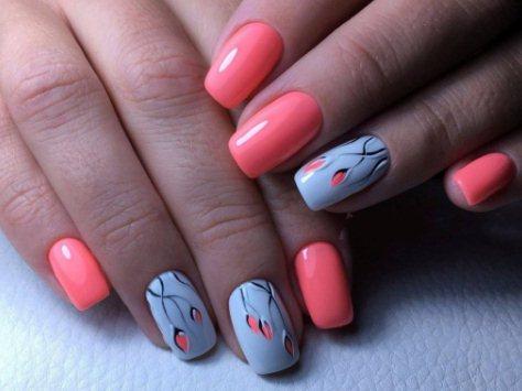 маникюр ногти
