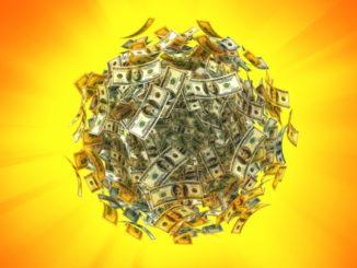 деньги вулкан